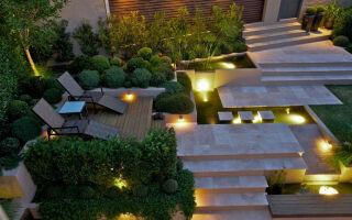 Идеи ландшафтного освещения дачного участка