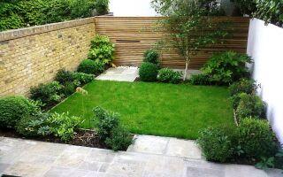 Сад в стиле минимализм: изысканная лаконичность