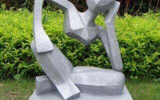Садовые скульптуры на вашем участке, часть 2