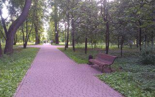 На месте бывшей усадьбы Леоново в Москве открылся «Сад будущего»