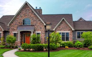 Ландшафтный дизайн загородного дома – как создавать красивые композиции