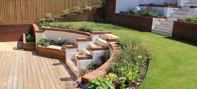 7 идей для ландшафтного дизайна двора
