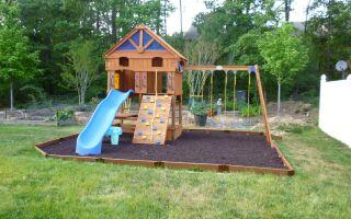 Ландшафтный дизайн двора: удобно и красиво