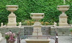 Уличные вазоны для цветов: украсьте ваш сад