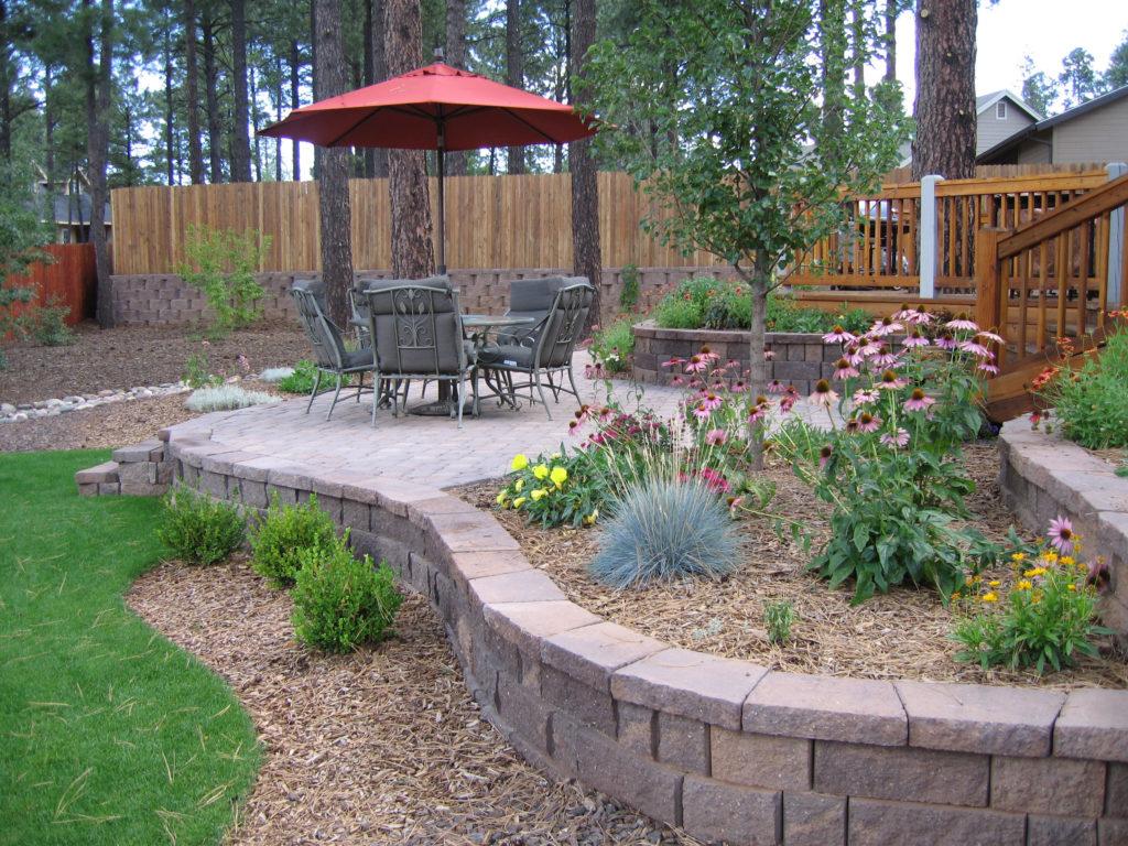 Дизайн сада и огорода на 6 сотках - как правильно…