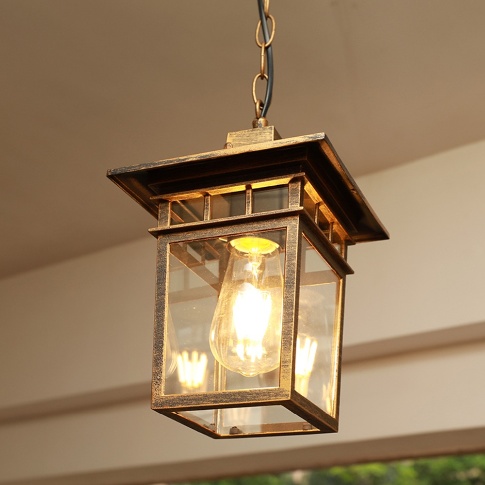 Подвесной фонарь