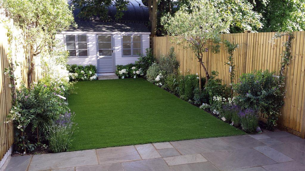 Медленнорастущий газон