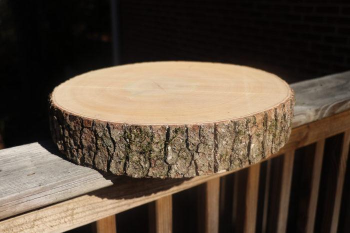 Виды дерева для изготовления дорожек