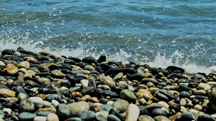 Морская галька