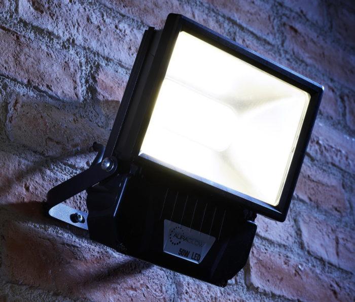 Прожектор размытого света